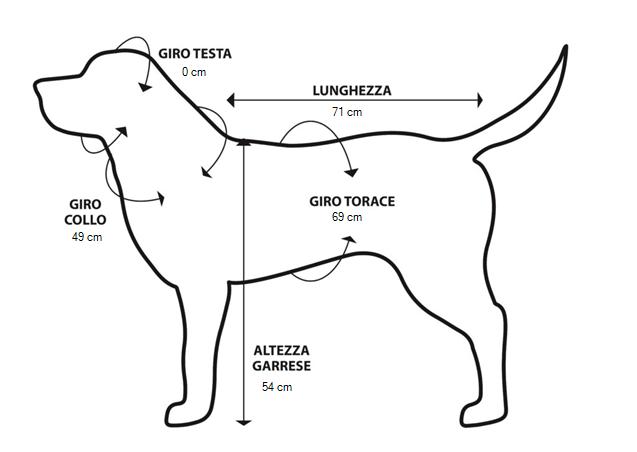 Dimensioni animale